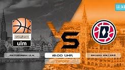 LIVE-Simulation BBL-Spieltag: Ulm - Bayern (mit Anton Gavel)