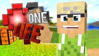 SIR SQUIDLINGTON! - Minecraft: One Life SMP #1