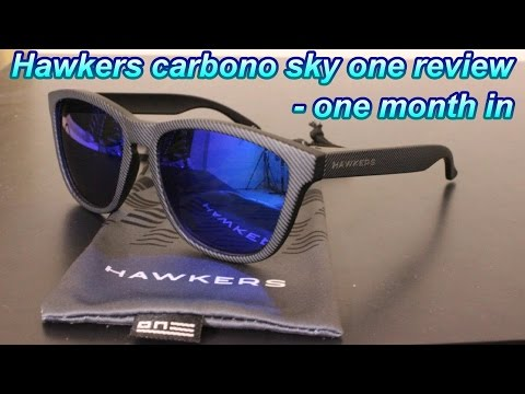 Hawkers carbono sky one review - One month in - Sunglasses review