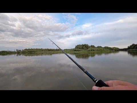 ШЕСТЬ видов рыб на спиннинг! Рыбалка вышла отличная!