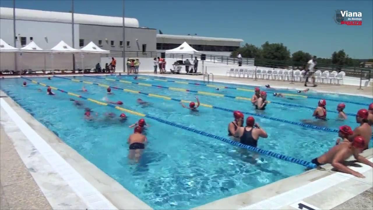 1 festival de nata o piscinas municipais de viana do for Piscinas viana