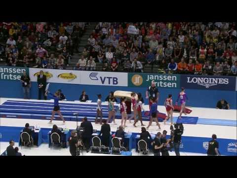 Women's Vault Final - 2013 World Championships
