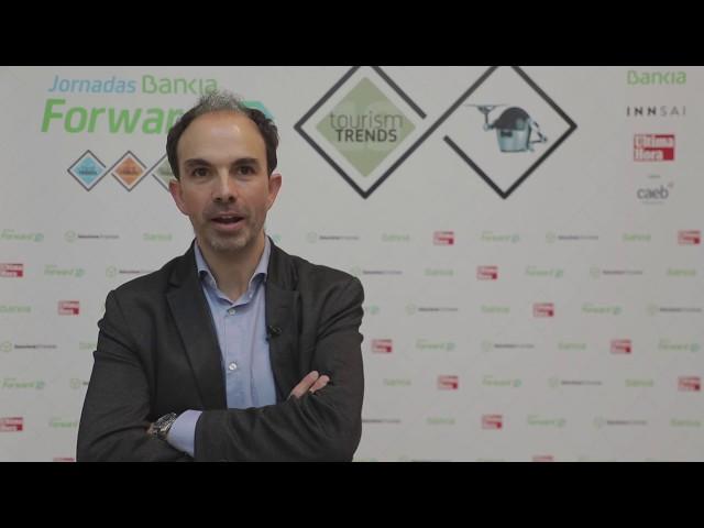 Jornada Forward Turismo Palma de Mallorca - Entrevista Felipe López