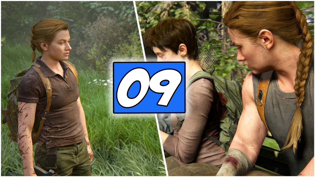 The Last of Us 2 Gameplay Walkthrough Part 9 | PS4 Pro (The Last of Us Part II)