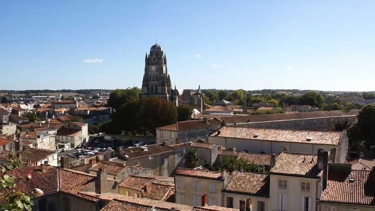 Saintes, ville romane : nouvel horizon de la grande région Aquitaine