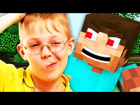 MOST CONFUSED SQUEAKER EVER TROLLED IN MINECRAFT! - (Minecraft Trolling)