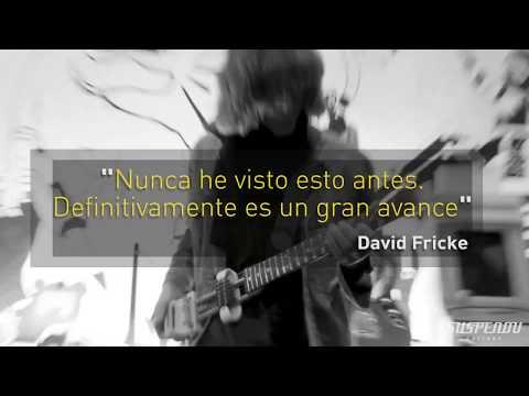 David Fricke y Suspendu Guitars
