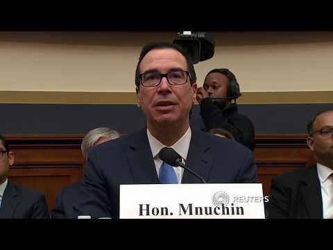 Markets 'functioning very well': Steven Mnuchin
