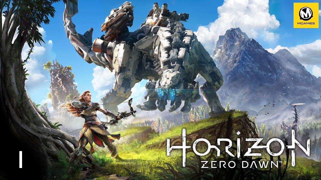 Horizon zero dawn дата выхода на ps4