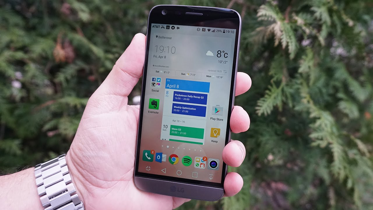 LG G5 Review: Disruption Starts With A First Step