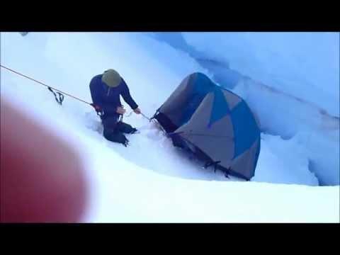 Crevasse Rescue on Rainier