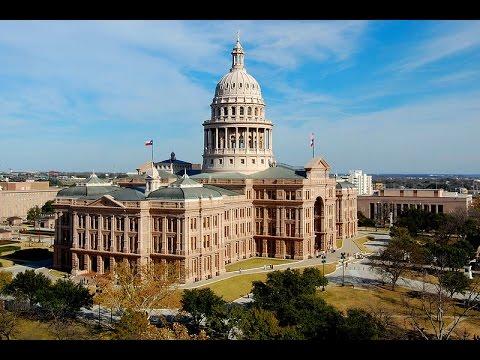 ❤︎ Texas State Capitol tour ❤︎| Austin January 2016