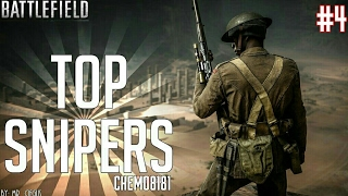 COLATERALS Y TRIPLES COLATERALS    TOP SNIPERS BATTLEFIELD SEMANA Nº4