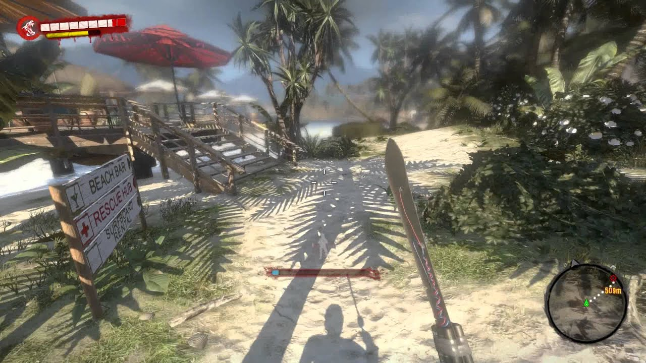 Dead Island Green Skull Location 1080p Best Quality Instructions