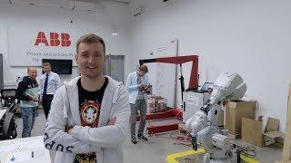 Выбрали робота для проект/Дела в Додо/