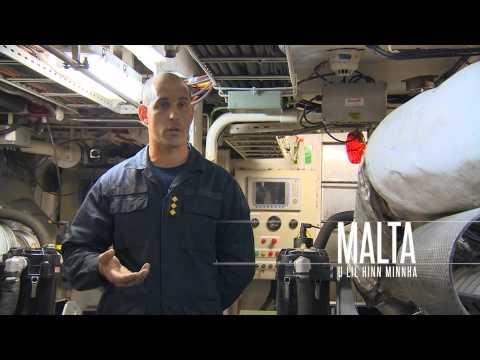 Maritime Squadron - Malta u lil hinn Minnha