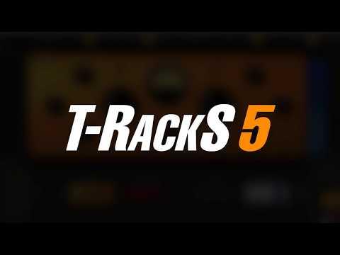 T-RackS 5 - Walkthrough