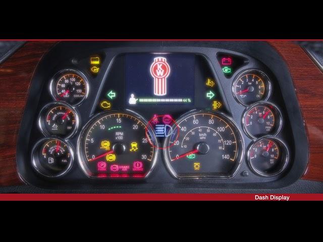 KW010 T610 Dash Display V3