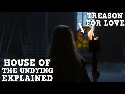 The House Of The Undying Foreshadowed Jon Snow's Fate | Game Of Thrones Season 8 Theory |The Pattern
