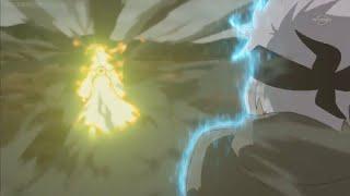 Kakashi Se Sorprende Al Ver El Poder De Naruto, Naruto Se Vuelve Una Leyenda Y Salva A Kakashi 60FPS