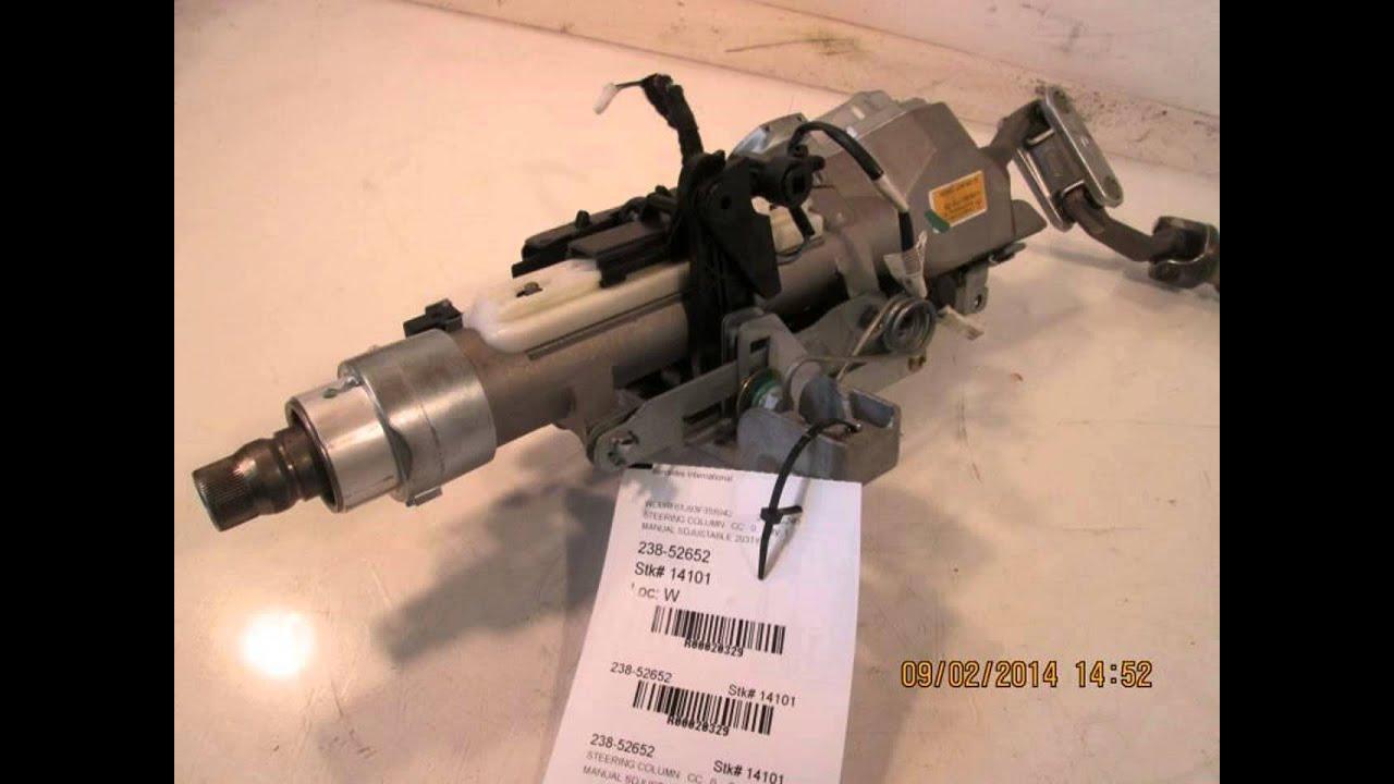 hight resolution of 2003 mercedes c240 steering column manual sdjustable 203type mbiparts com used oem mercedes oem