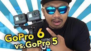 รีวิวเปรียบเทียบ GoPro Hero 6 กับ GoPro Hero 5 - วิดีโอกลางวัน กลางคืน และ Stabilizer กันสั่น
