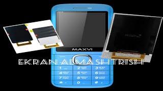 мобильный телефон Maxvi C10