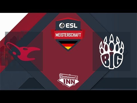 VOD: BIG vs Mousesports - ESL Meisterschaft 2019 - G.2
