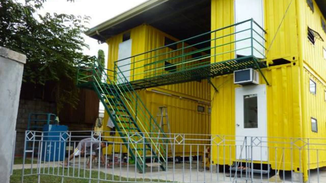Shipping Container House For Sale Philippines Price Of Container House In The Philippines