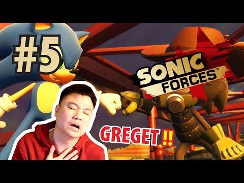 HARUS SABAR MENJALANI INI !! - Sonic Forces [Indonesia] PS4 #5