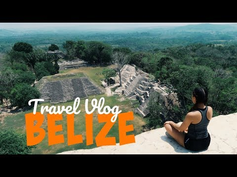 Belize Travel Vlog