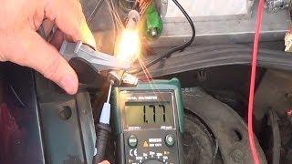 Apprendre à mesurer tension/courant/résistance avec un multimètre digital