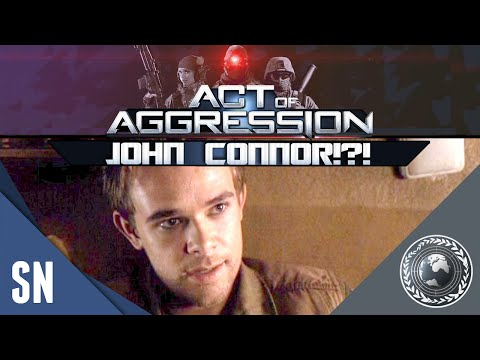 Act Of Aggression - Chimera Gameplay: John Connor?!!