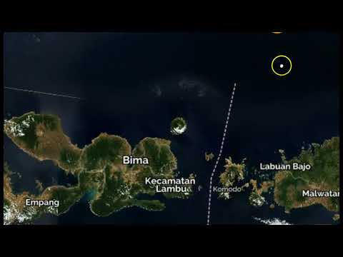 Earthquake Update: Deep 6.5M Quake Hits Indonesia, West Yellowstone and Alaska Activity