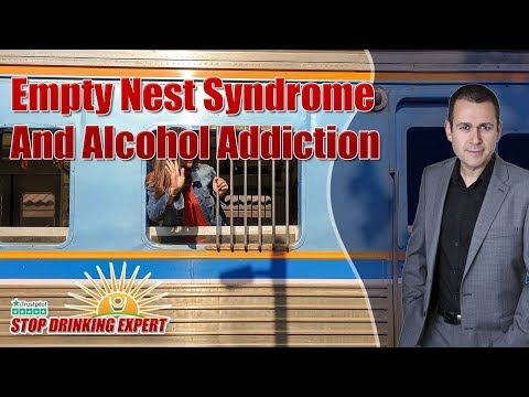 Empty Nest Syndrome And Alcohol Addiction – The Big Link