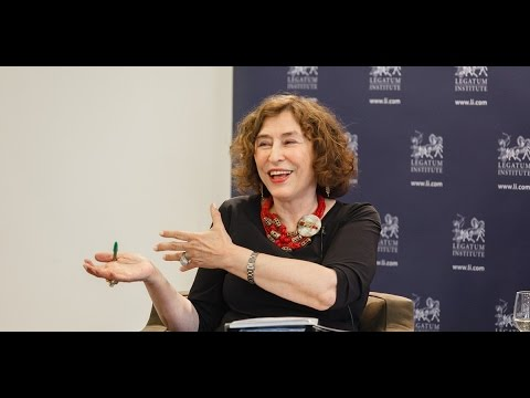 Why the Humanities Drive Prosperity - with Azar Nafisi (Public Panel Discussion)