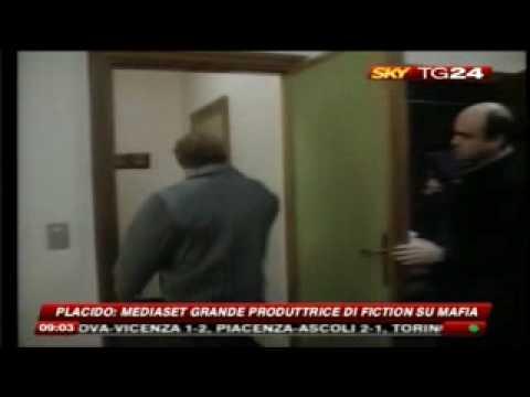 MICHELE PLACIDO A PROPOSITO DEI FILM SULLA MAFIA