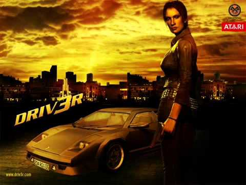 Download What I Love About Driv3r Driv3r Driver 3 On Ps2 Insane