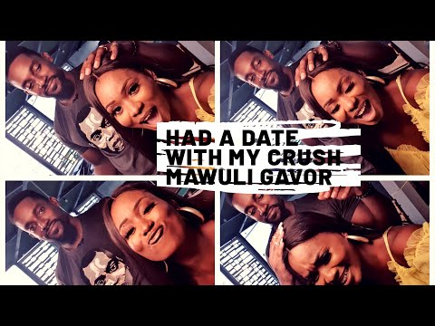 I WENT ON A DATE WITH MY NOLLYWOOD CRUSH, MAWULI GAVOR - TOP 3 EVERYTHING
