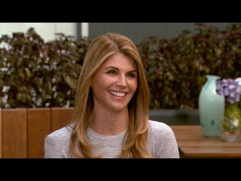 EXCLUSIVE: Lori Loughlin on Having Teenagers: They Need to Tuck Me in at Night