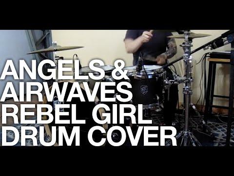 "Angels & Airwaves ""Rebel Girl"" | Taylor Enzminger Drum Cover"