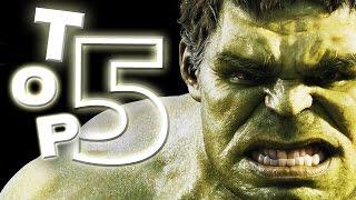 TOP 5 | Die krassesten Superhelden-Kämpfe
