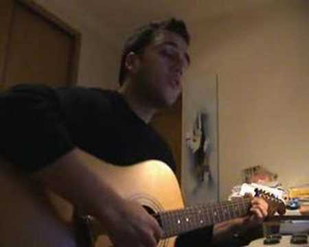 Mad World - Acoustic Gary Jules cover