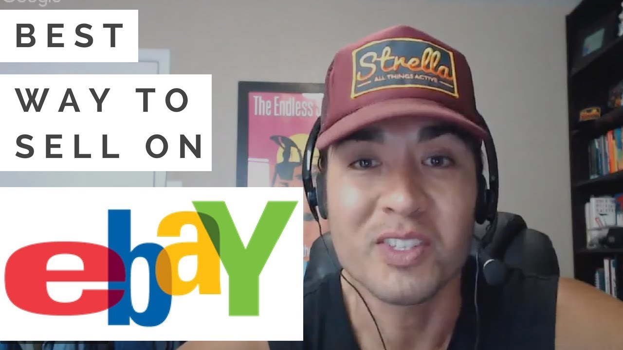 Best Way To Sell On Ebay and Make Money Online