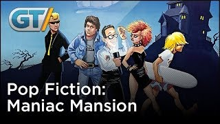 Pop Fiction: Season 4: Episode 42: Maniac Mansion Hamster