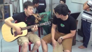 Giao lưu CLB guitar du ca Bến Cát