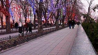Одесса. Приморский бульвар. Odessa. Primorsky Boulevard