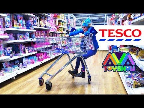 Tesco Nottingham Toys In Tescos Extra
