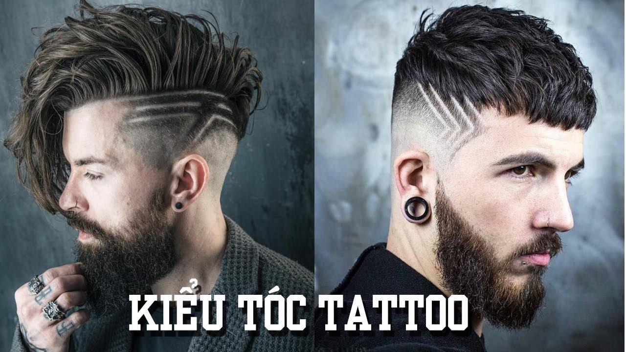 Kiểu tóc TATTOO cho nam 2019 || Beautiful Channel
