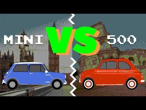 Mini VS Fiat 500